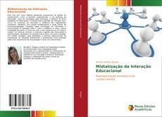 Capa do livro de Midiatização da Interação Educacional