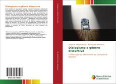 Capa do livro de Dialogismo e gênero discursivo