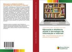 Copertina di Educação a distância aliada a tecnologia da informação e internet