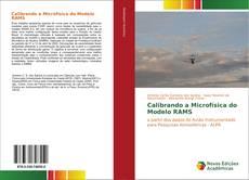 Capa do livro de Calibrando a Microfísica do Modelo RAMS