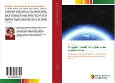 Capa do livro de Biogás: contribuição eco-econômica