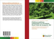 Capa do livro de Políticas públicas ambientais no Território Rural Vale do Guaporé, RO