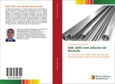 Обложка SAE 1045 com adições de Bismuto