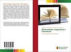 Diversidade Linguística e Literatura kitap kapağı