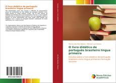 Bookcover of O livro didático de português brasileiro língua primeira