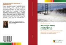 Capa do livro de Desenvolvimento sustentável e hidroelétricas