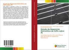 Обложка Estudo da Deposição Eletrolítica de CdTe sobre Pt