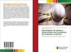 Обложка Abordagem de gênero relacionado aos acidentes do trabalho no Brasil