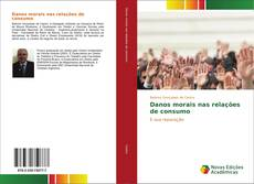 Capa do livro de Danos morais nas relações de consumo