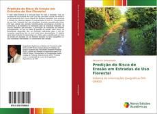 Bookcover of Predição do Risco de Erosão em Estradas de Uso Florestal