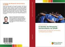 Portada del libro de A Gestão do Desporto Universitário na UFOP