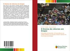 Capa do livro de O Ensino de ciências em Grajaú