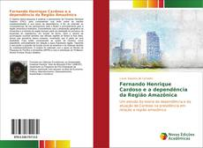 Capa do livro de Fernando Henrique Cardoso e a dependência da Região Amazônica