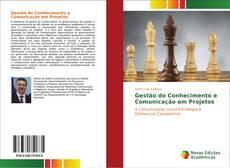 Capa do livro de Gestão do Conhecimento e Comunicação em Projetos
