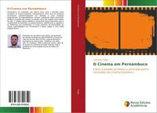 Portada del libro de O Cinema em Pernambuco