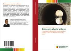 Buchcover von Drenagem pluvial urbana