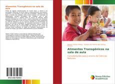 Capa do livro de Alimentos Transgênicos na sala de aula