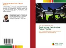 Capa do livro de Contrato de Patrocínio e Poder Público