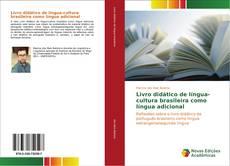 Capa do livro de Livro didático de língua-cultura brasileira como língua adicional