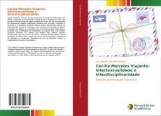 Capa do livro de Cecília Meireles Viajante: Intertextualidade e Interdisciplinaridade