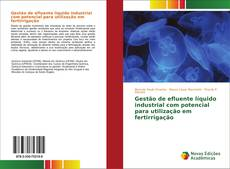 Gestão de efluente líquido industrial com potencial para utilização em fertirrigação