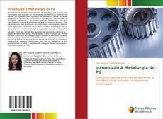 Capa do livro de Introdução à Metalurgia do Pó