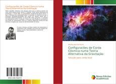 Couverture de Configuracões de Corda Cósmica numa Teoria Alternativa da Gravitação