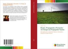 Capa do livro de Humor, Propaganda e Persuasão: As Charges na Propaganda Nazista