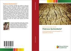 Pobreza Quilombola? kitap kapağı