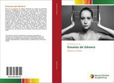 Capa do livro de Ensaios de Gênero