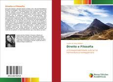 Portada del libro de Direito e Filosofia