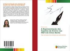 Buchcover von A Representação dos Sujeitos de Ensino nas HQ'S do Chico Bento