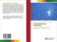 Capa do livro de Sustentabilidade Ambiental