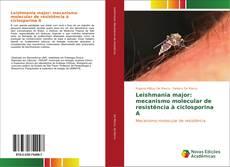 Bookcover of Leishmania major: mecanismo molecular de resistência à ciclosporina A