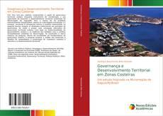 Portada del libro de Governança e Desenvolvimento Territorial em Zonas Costeiras