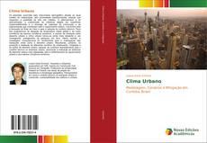 Portada del libro de Clima Urbano