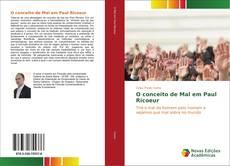 Capa do livro de O conceito de Mal em Paul Ricoeur