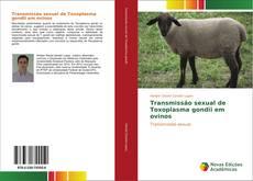Capa do livro de Transmissão sexual de Toxoplasma gondii em ovinos