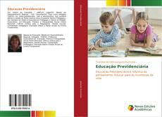 Capa do livro de Educação Previdenciária