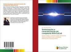 Bookcover of Sinterização e caracterização do compósito BiSrCaCu0