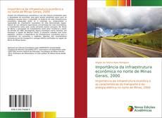 Copertina di Importância da infraestrutura econômica no norte de Minas Gerais, 2000