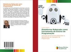 Capa do livro de Plataforma Robocode como Ferramenta de Ensino de Programação