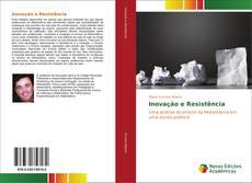 Capa do livro de Inovação e Resistência