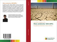 Bookcover of Meio ambiente: SOS APPs