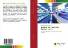 Bookcover of Análise de Custo dos Concorrentes
