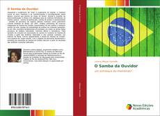 Bookcover of O Samba da Ouvidor