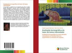 Bookcover of Avaliação termográfica do laser de baixa intensidade