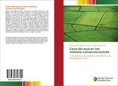 Couverture de Cana-de-açúcar em sistema conservacionista