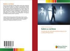 Capa do livro de Sobre a certeza