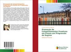 Capa do livro de Promoção de Comportamentos Proativos em Presos em Progressão de Regime